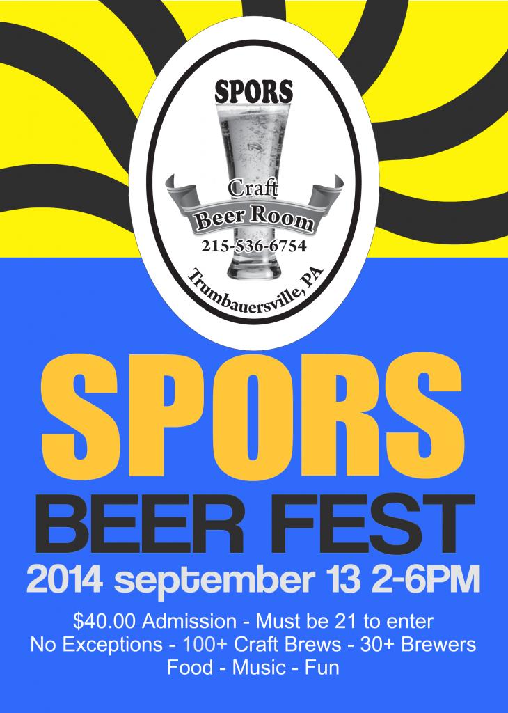 Spors BeerFest 2014